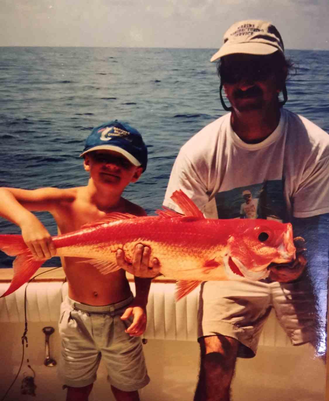 Florida Charter Fishing Boat